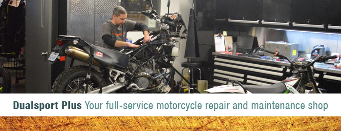 Your full service motorcycle and repair shop.
