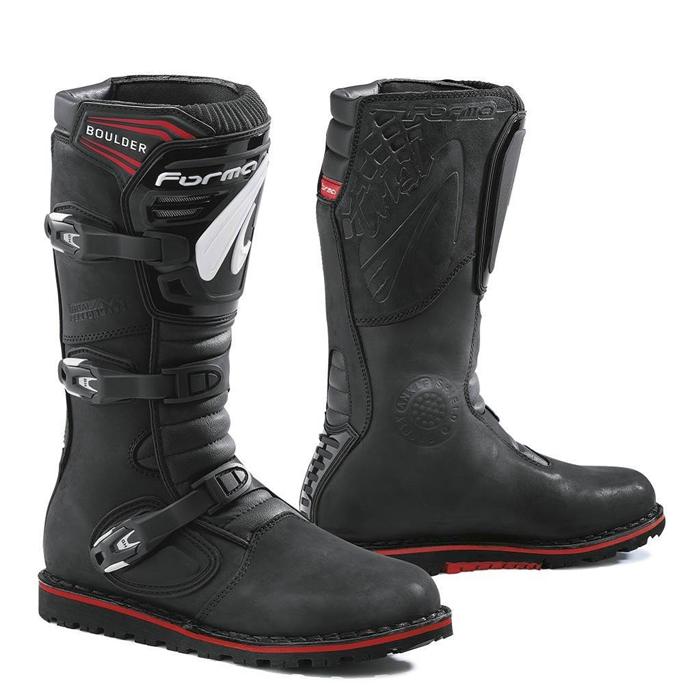 Forma Boulder Trials Enduro Motorcycle Boots Dualsport